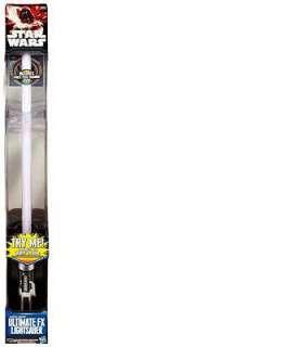 Star Wars Clone Wars Ultimate FX Lightsaber   Darth Vader   Hasbro