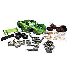 Cars 2 Hot Rod Lightning McQueen Deluxe Kit   RIDEMAKERZ