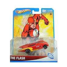 Hot Wheels DC Universe Vehicle   The Flash   Mattel