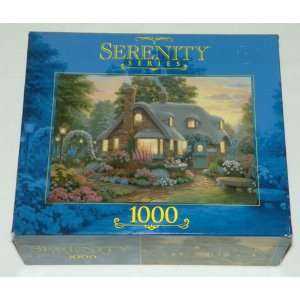 Peaceful Place   1000 Piece Jigsaw Puzzle (Serenity Series