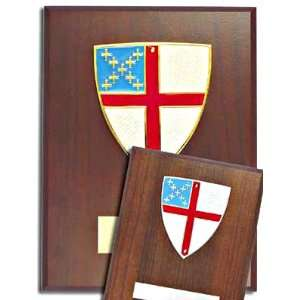 Gold Plated Wooden Award and Appreciation Plaque: Everything Else