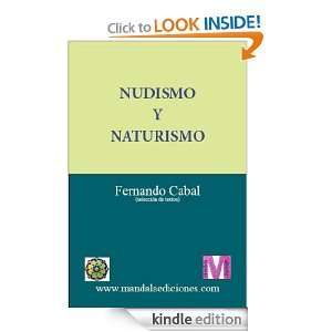 Nudismo y Naturismo (Spanish Edition): Fernando Cabal:
