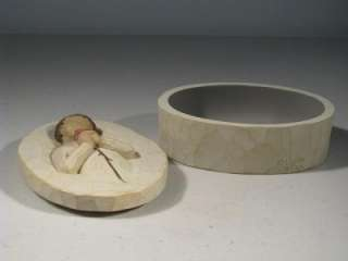 Willow Tree~Loving Angel~Keepsake Box~2004~Retired