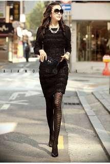 fashion Women black Wallet Genuine Leather clutch Purse gift box