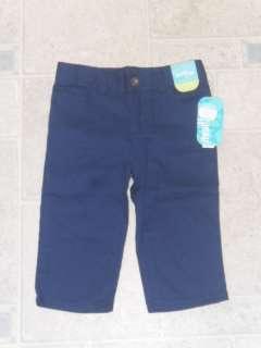 NWT Girls Healthtex NAVY BLUE CAPRIS Uniform?~ 3/3T