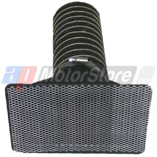 ABS Air Ducting Filter Inlet   Square Duct Vent   Mesh