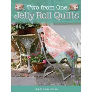 David & Charles Books Two From One Jelly Roll Quilts Electronics