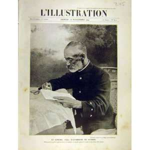 Portrait Nogi General Military French Print 1904  Home