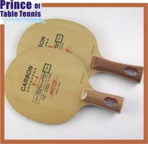 Galaxy T 4 Table Tennis Blade (5wood + 4carbon)