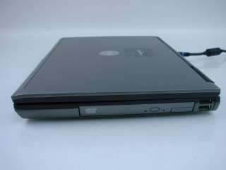 Dell Latitude D630 Laptop Notebook Core 2 Duo 2.6Ghz T7800 Windows XP