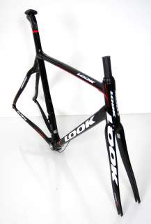 LOOK 595 FULL CARBON FIBER ROAD BIKE FRAME SET RACE BICYCLE 55 cm