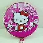 Hello Kitty 20pcs CD VCD DVD PSP UMD Tin Storage Case H