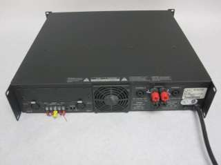 QSC EX 800 EX800 Professional 400 Watt 2 Channel Power Amplifier