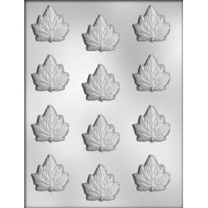 inch Maple Leaves Chocolate Candy Mold   Soap