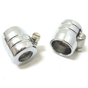 BKRider 1/4 Grooved Hose End For Stainless Steel Braided