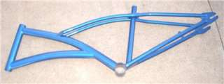New 26 F & R Chopper Bike Bicycle Frame Your Choice of Color