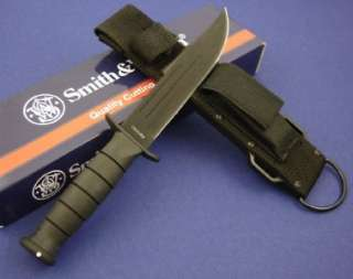 Smith & Wesson Search & Rescue Marine Combat Knife