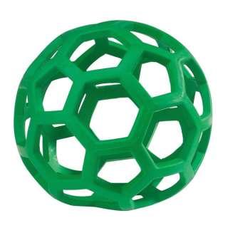 JUMBO HOL EE ROLLER 8   Rubber Treat Dog Toy Ball