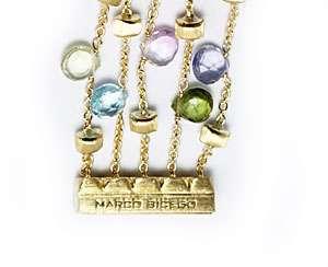 Marco Bicego  Paradise  Yellow Gold Bracelet BB922 B