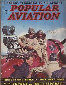 Aviation July Grover Loening; Boeing XB 15; Ataturk flyers; Harrow