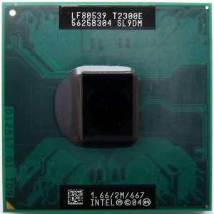 6400 Intel Core Duo 1.66GHz Processor (CPU)