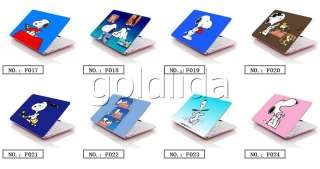 Snoopy Laptop Skin Protective Cover Art Decal