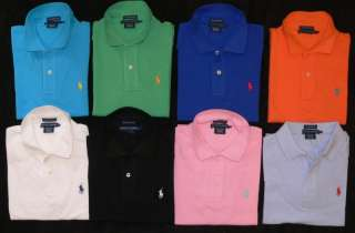 Ladies RALPH LAUREN Polo Top/Shirt *NEW* RRP £90