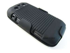 COVER + BELT CLIP HOLSTER BLACKBERRY TORCH 9850 9860 ACCESSORY