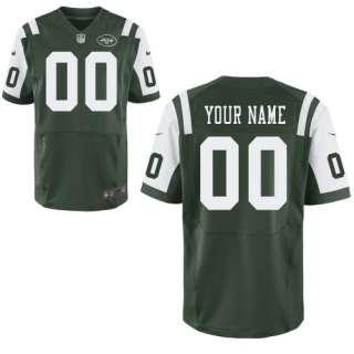 New York Jets Mens Nike Custom Elite Jerseys Mens Nike New York Jets