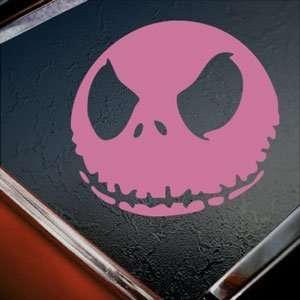 Pink Decal JACK SKELLINGTON Pink Sticker: Arts, Crafts & Sewing