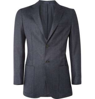 Clothing  Blazers  Single breasted  Unlined