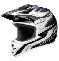 Shoei Helm Crosshelm Enduro Quad V Moto Status TC 5 L