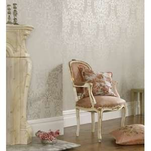 Graham and Brown Monsoon Sophia Wallpaper Kitchen