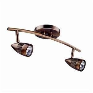 Bullet 2 Light Linear Track Lighting Kit   4019016