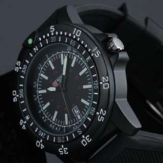 Classic AF Black Steel Case MILITARY ROYALE Origin Design Date Style