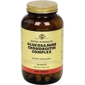 Solgar   Extra Strength Glucosamine Chondroitin Complex