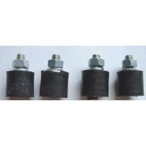 Ignition Box & Electronics Anti Vibration Rubber Mounts