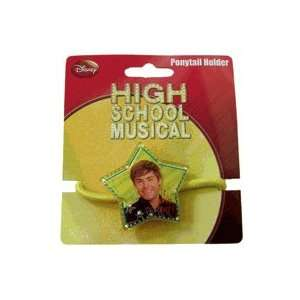 Shape High School Musical Hair Band   Ponytail Holder: Toys & Games