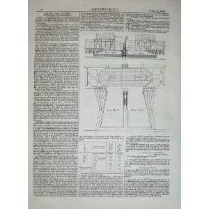 : 1875 Engineering Machinery Warner Process Diagrams: Home & Kitchen
