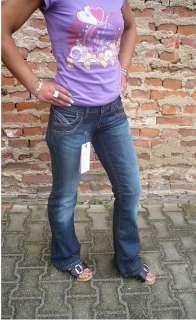 Only Jeans Chiara Boot Cut RO 700 Grössen wählbar NEU