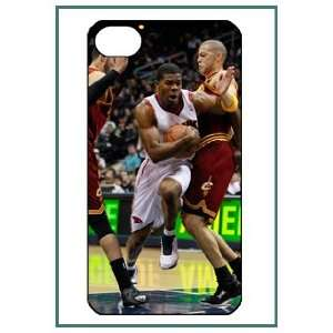 JJ Atlanta Hawks NBA Star Player iPhone 4s iPhone4s Black Designer