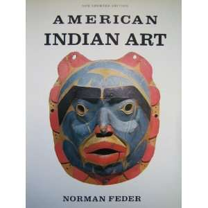 American Indian Art Norman Feder Books