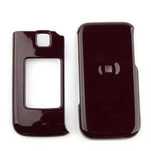 Samsung Zeal/Alias 2 u750 Honey Dark Brown Hard Case,Cover