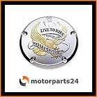 Harley Davidson Skull Derby Cover Deckel Kupplungsdeckel Twin Cam Evo