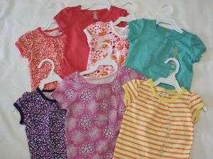 J37 NEW Girls OLD NAVY T shirts 6 12 12 18 18 24 NWT