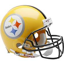 Riddell Pittsburgh Steelers 2007 Proline Alternate Color Helmet