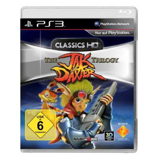 The Jak and Daxter Trilogy   Classics HD PS3 Playstation 3 !!! NEU+OVP