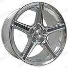 1994 2004 Mustang Saleen Style Chrome 18x9 Wheels Set of 4