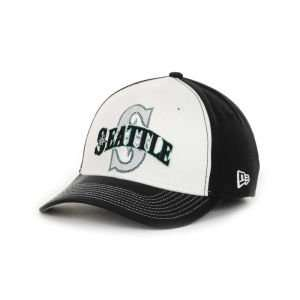 Seattle Mariners New Era MLB Straight Change Cap
