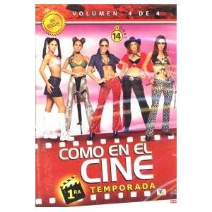 COMO EN EL CINE : TEMPORADA 1 VOL.4: Movies & TV